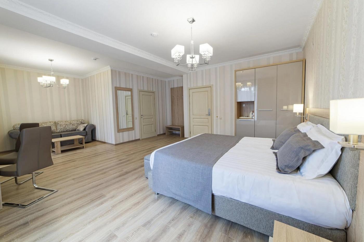 Отель «Alean Family Hotel Usadba 4*» Краснодарский край Стандарт Улучшенный 2-местный , фото 3