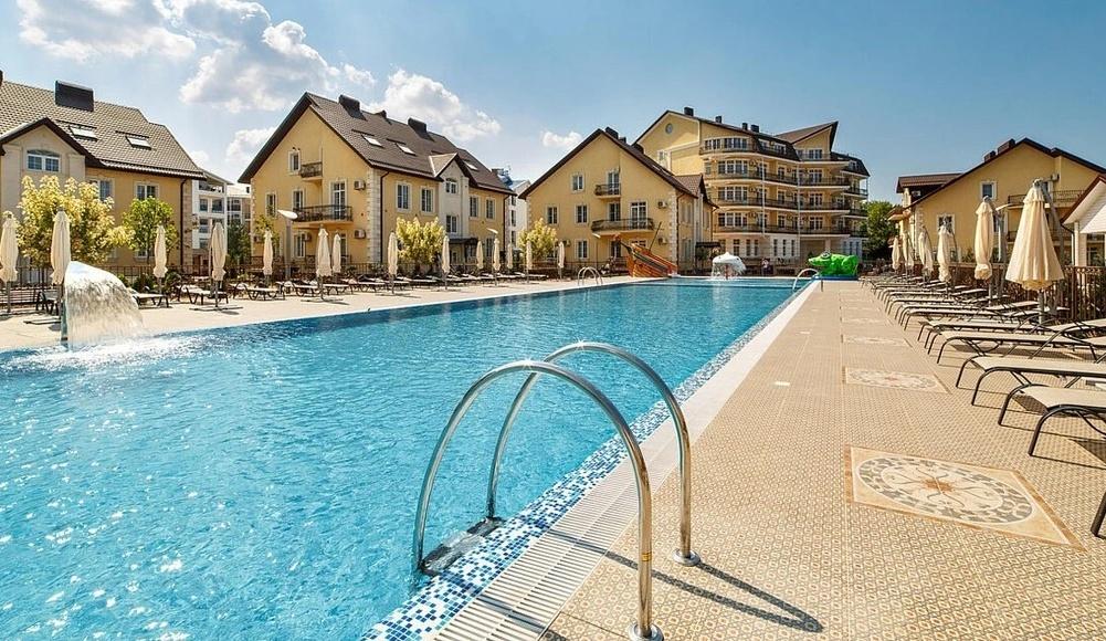 Отель «Alean Family Hotel Usadba 4*» Краснодарский край, фото 1