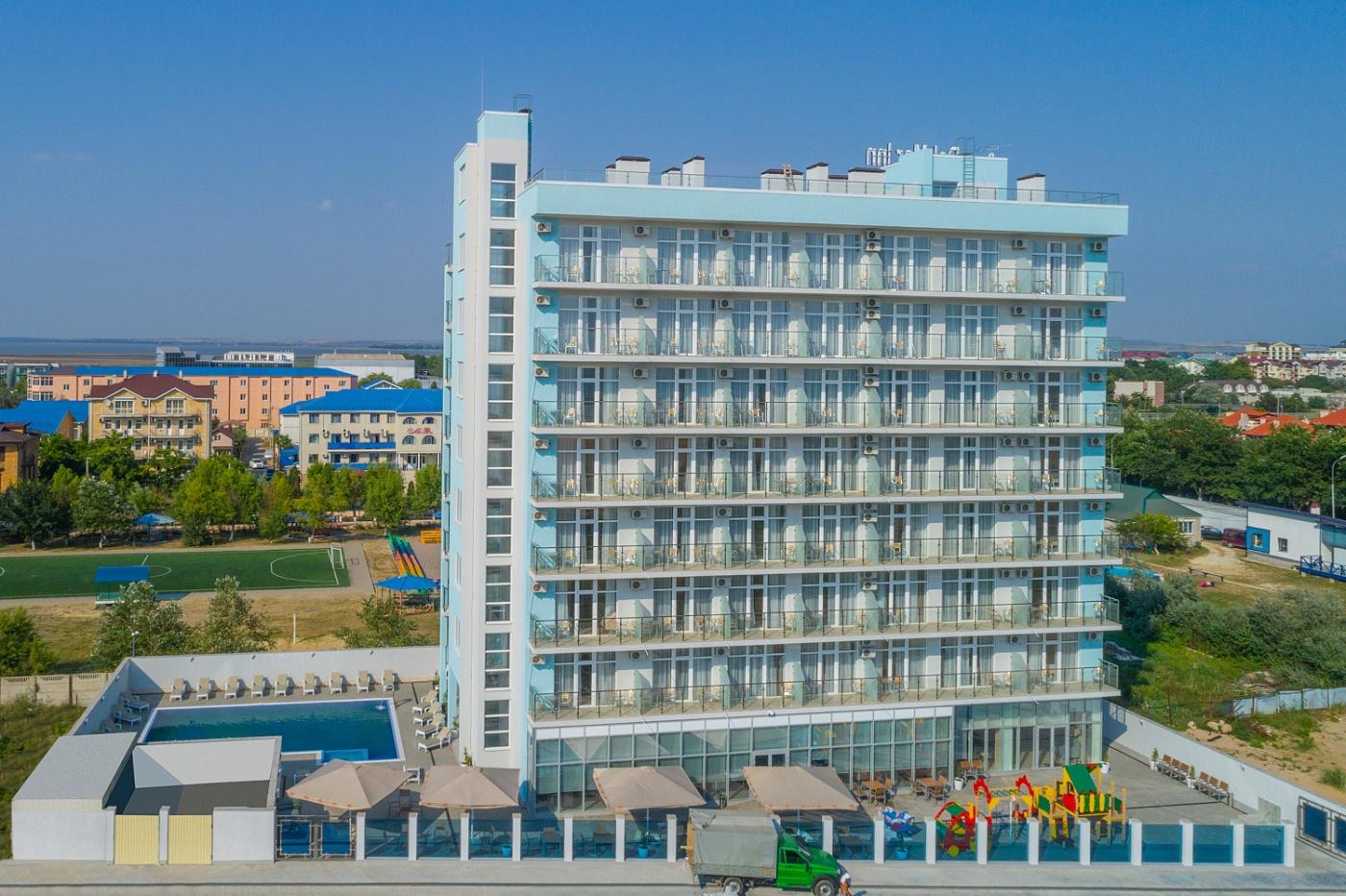 Отель «ДельМарИнн» Краснодарский край, фото 2