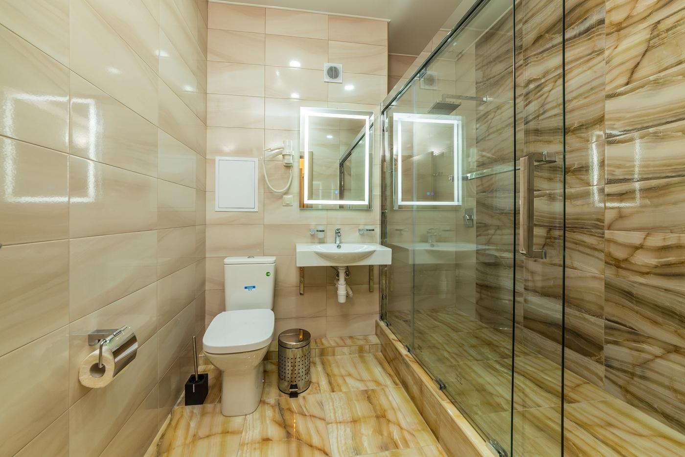 Отель «ДельМарИнн» Краснодарский край 2-местный номер, фото 6