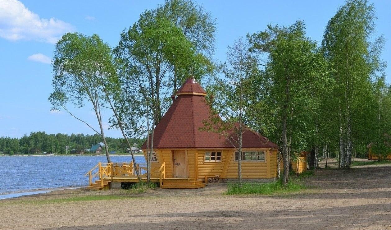 Загородный отель «Лесное озеро» Псковская область, фото 21