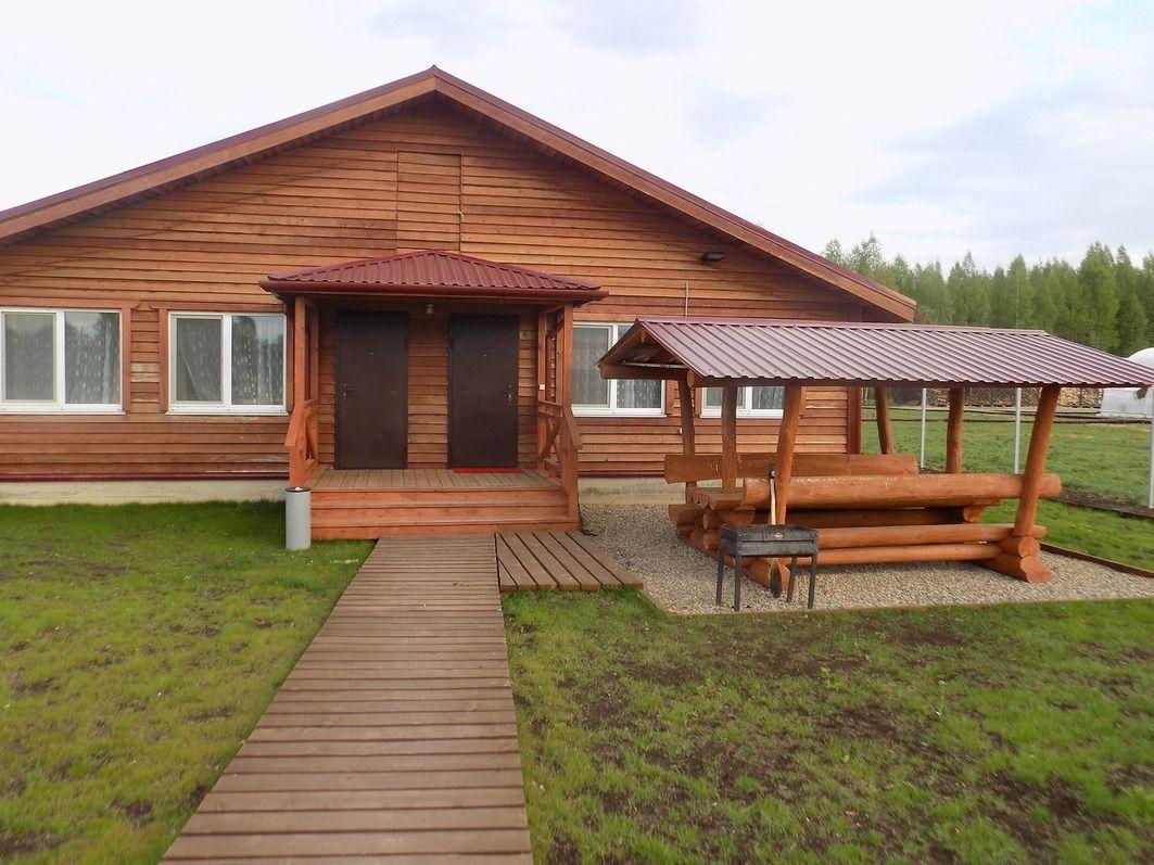 Загородный отель «Лесное озеро» Псковская область Номер Farm Yard (Фермерский двор) , фото 1