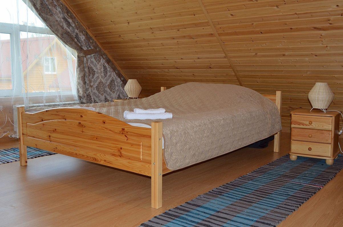 Загородный отель «Лесное озеро» Псковская область Hut (Хата) , фото 2