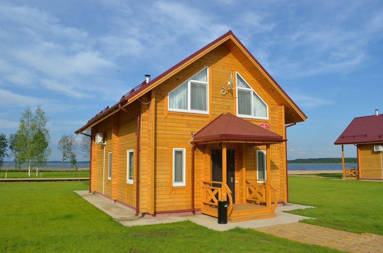 Загородный отель «Лесное озеро» Псковская область Cottage (Коттедж) , фото 1