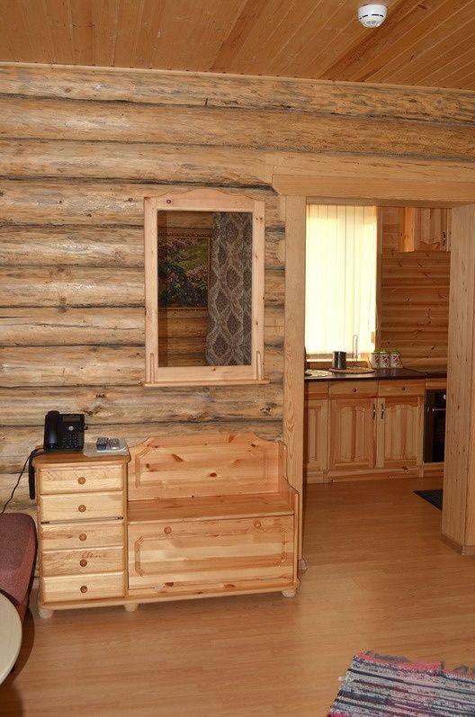 Загородный отель «Лесное озеро» Псковская область Hut (Хата) , фото 9