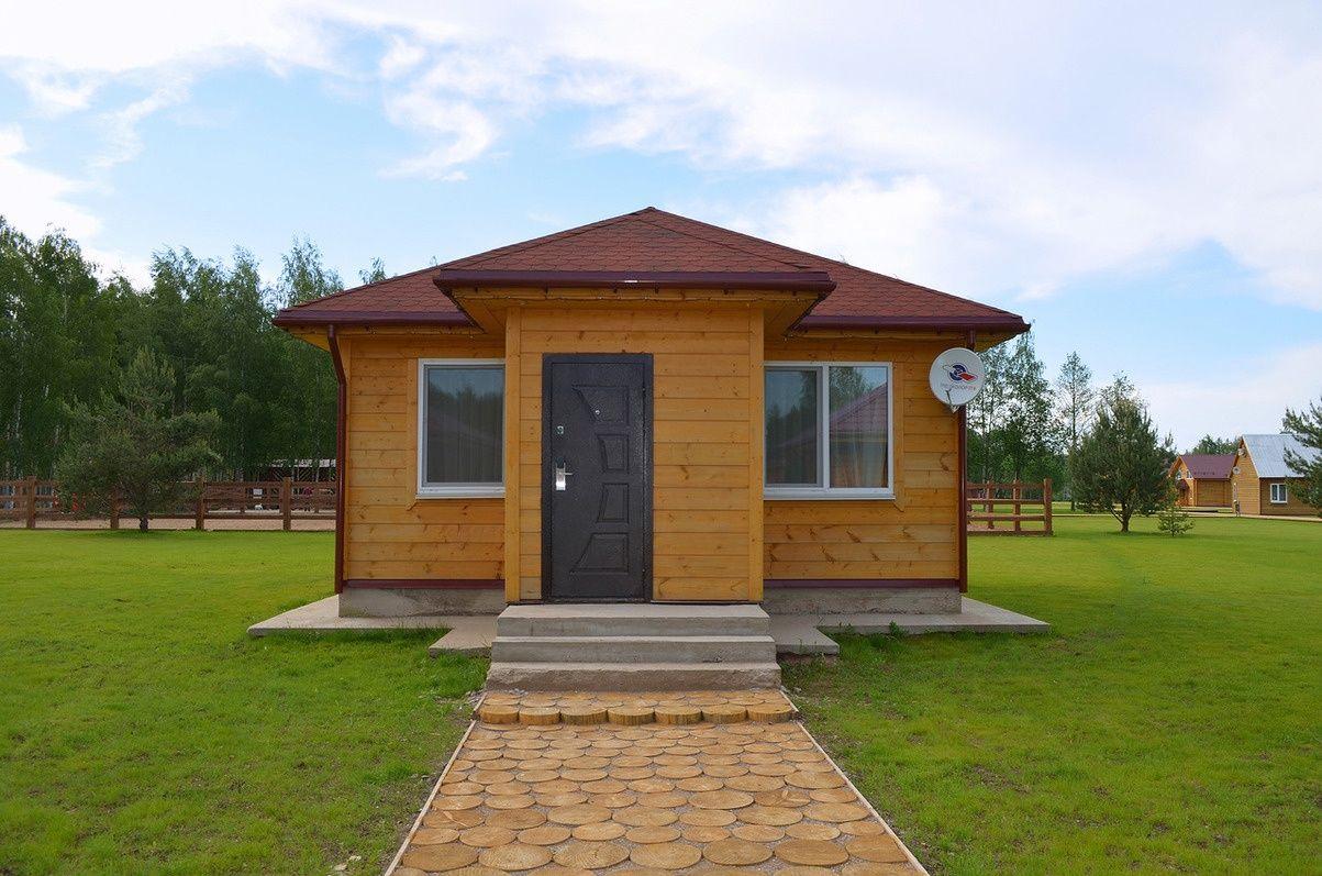Загородный отель «Лесное озеро» Псковская область Family House (Семейный дом), фото 1