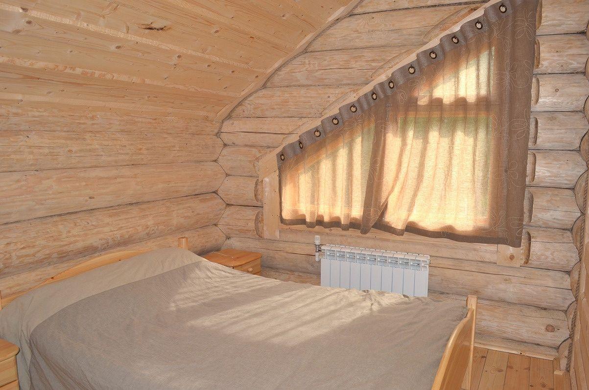 Загородный отель «Лесное озеро» Псковская область Izba (Изба) , фото 4