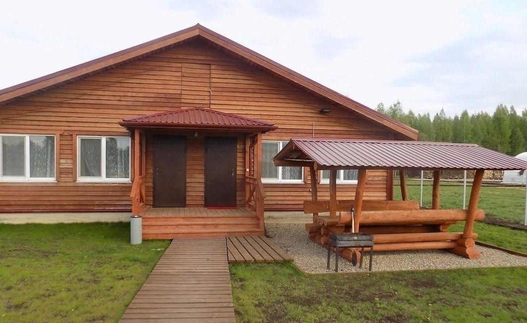 Загородный отель «Лесное озеро» Псковская область, фото 11
