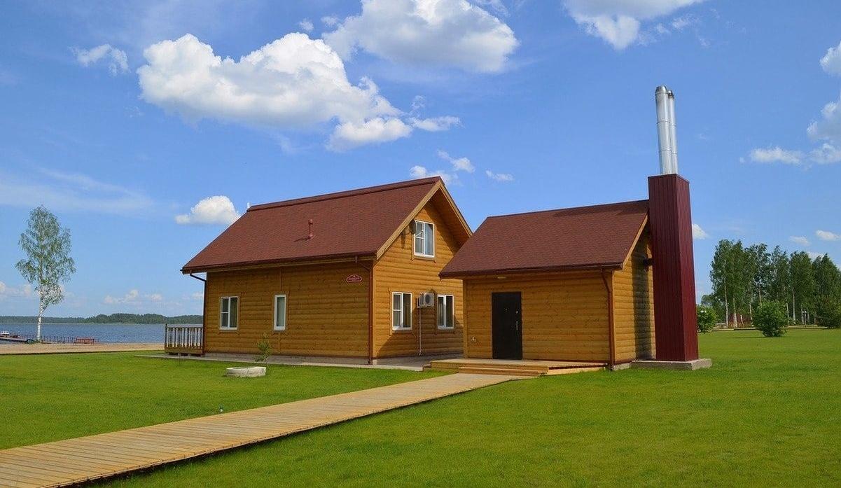 Загородный отель «Лесное озеро» Псковская область, фото 14