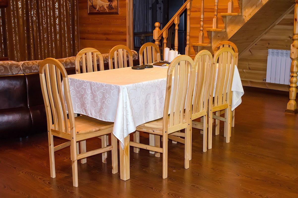 Загородный отель «Лесное озеро» Псковская область Lodge (Большой дом), фото 14