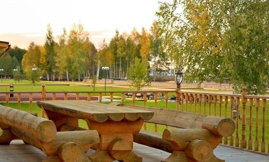 Загородный отель «Лесное озеро» Псковская область, фото 24