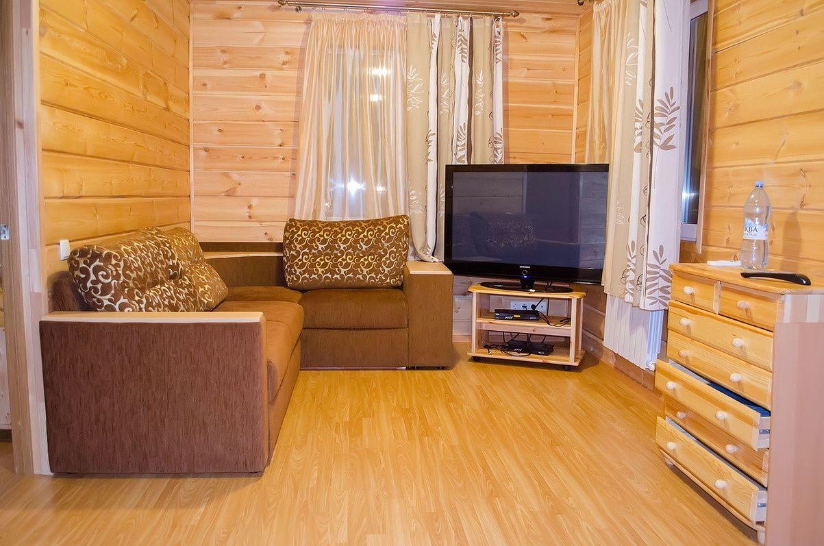 Загородный отель «Лесное озеро» Псковская область Granny Flat (Тёщин домик) , фото 3