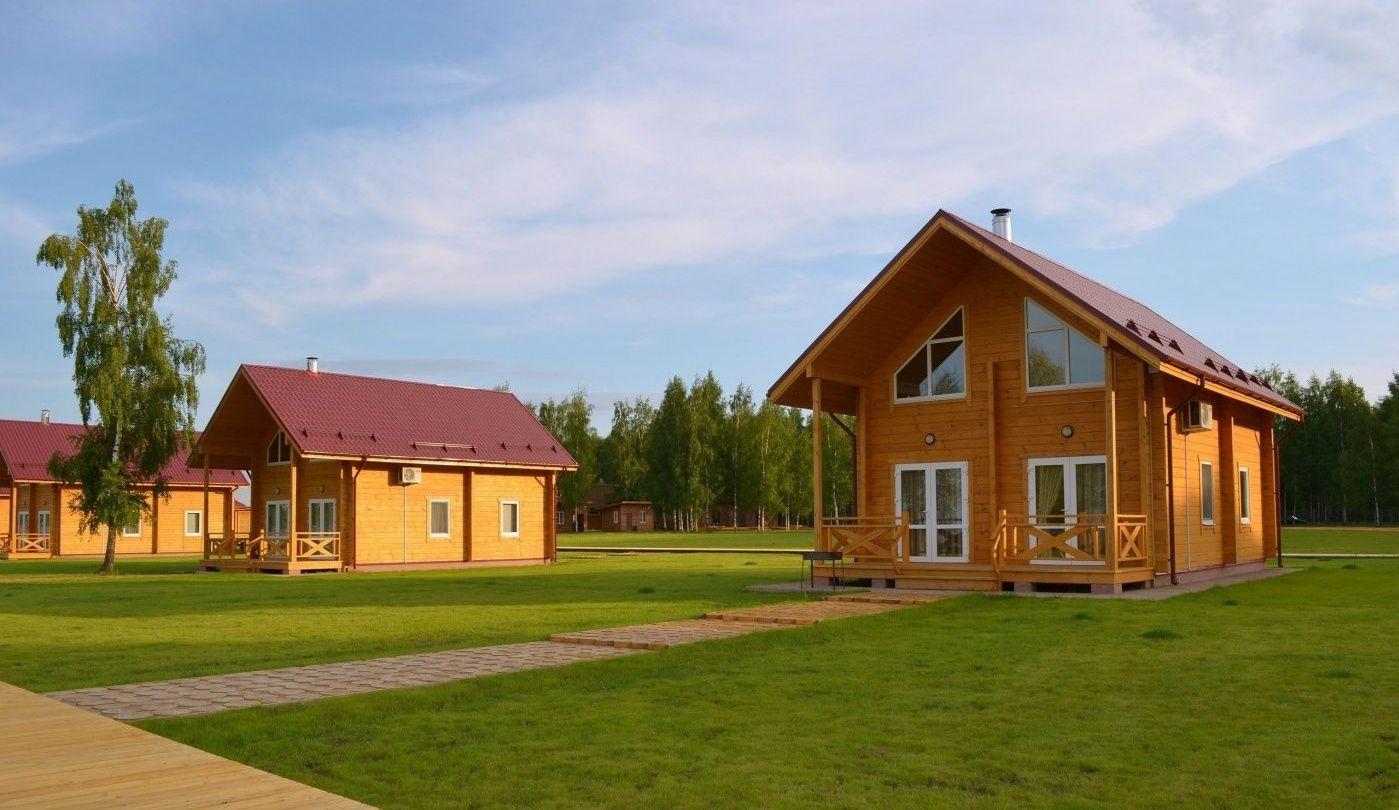 Загородный отель «Лесное озеро» Псковская область, фото 1
