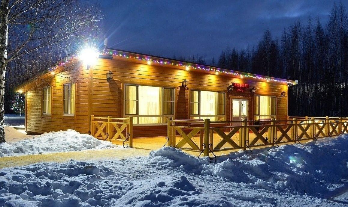 Загородный отель «Лесное озеро» Псковская область, фото 32