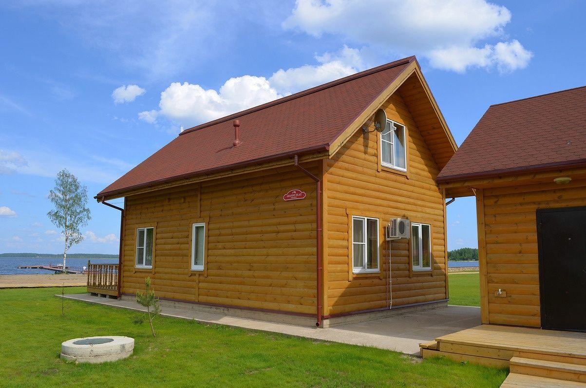 Загородный отель «Лесное озеро» Псковская область Granny Flat (Тёщин домик) , фото 1