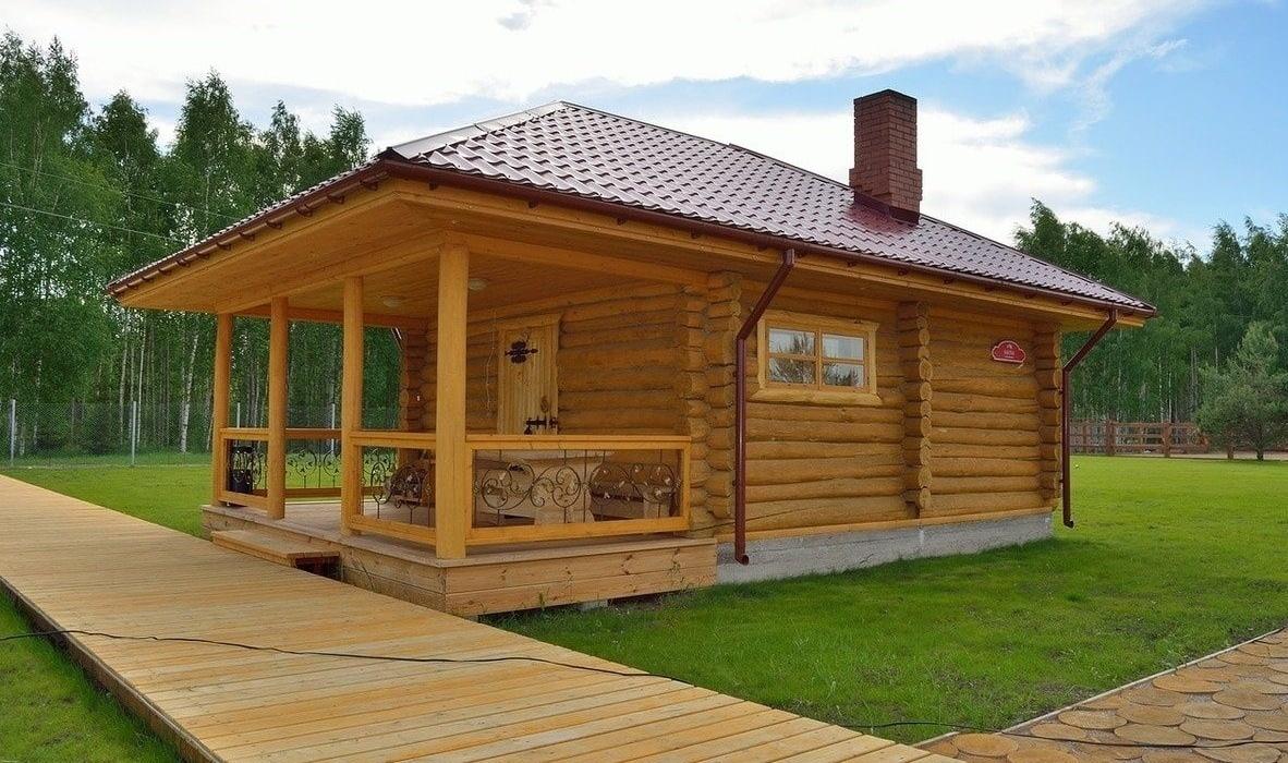 Загородный отель «Лесное озеро» Псковская область, фото 6