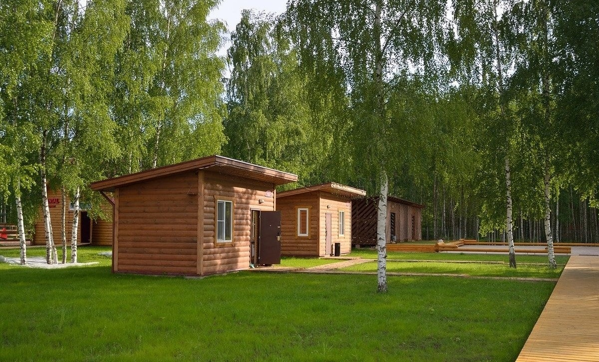 Загородный отель «Лесное озеро» Псковская область, фото 18