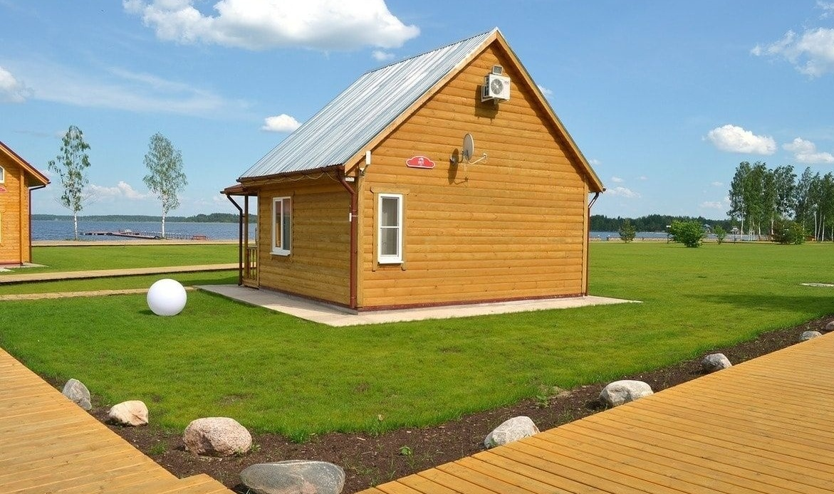 Загородный отель «Лесное озеро» Псковская область, фото 10