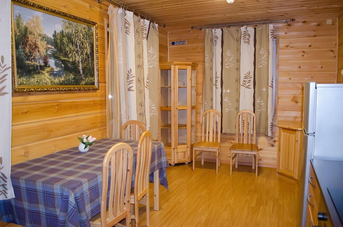 Загородный отель «Лесное озеро» Псковская область Granny Flat (Тёщин домик) , фото 7