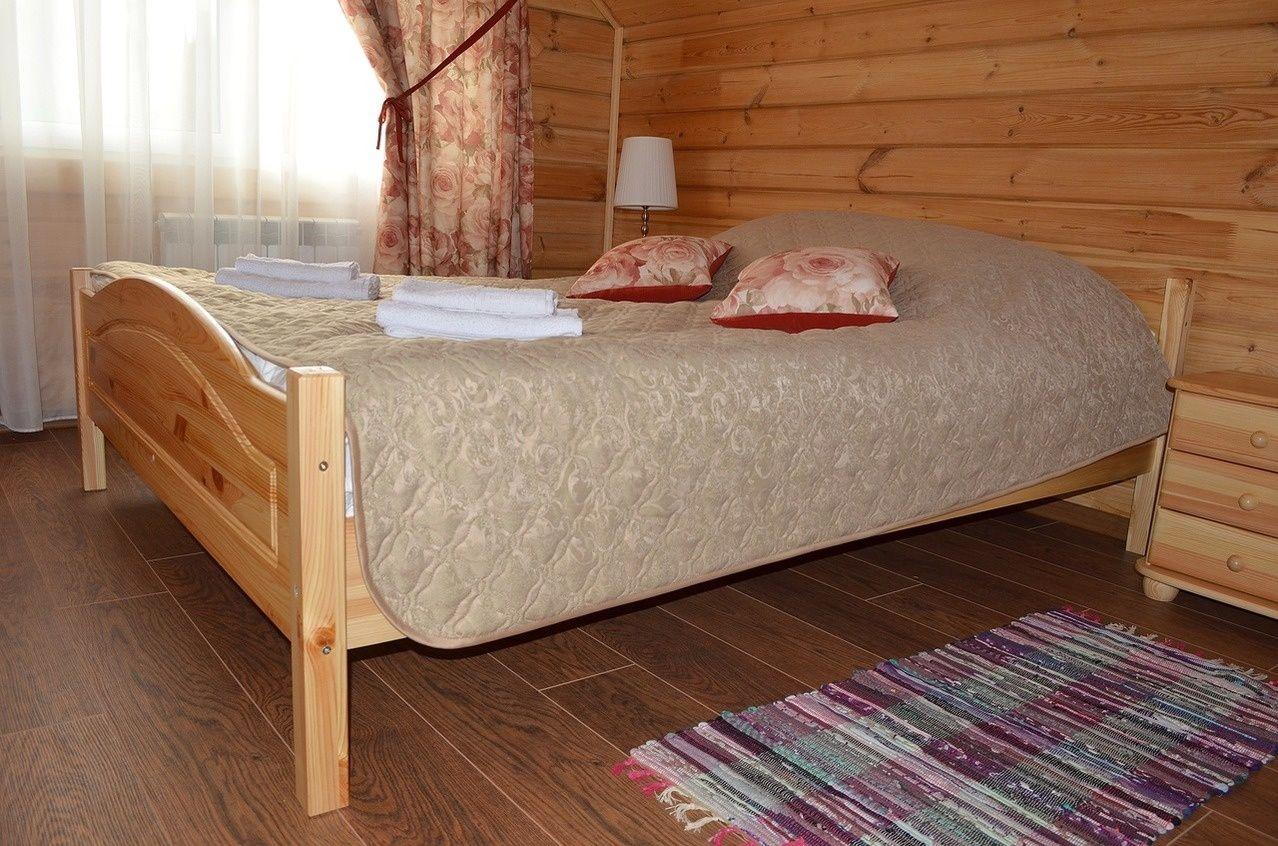 Загородный отель «Лесное озеро» Псковская область Cottage (Коттедж) , фото 2