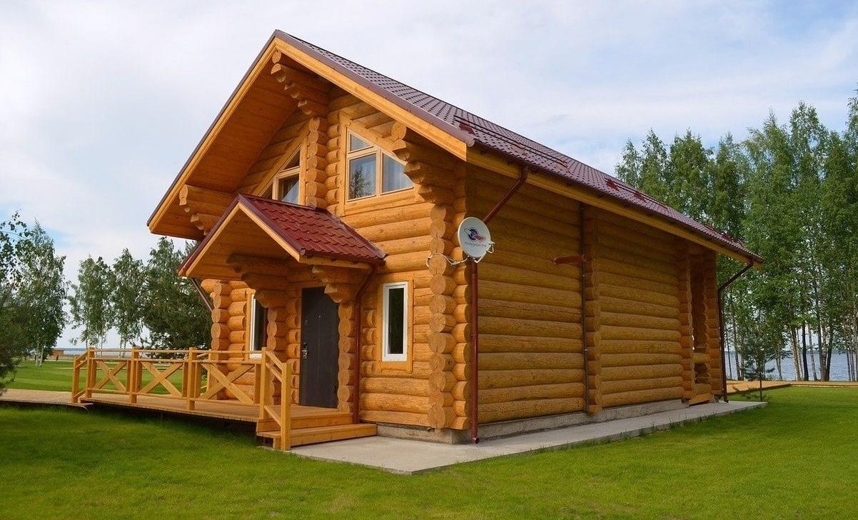Загородный отель «Лесное озеро» Псковская область, фото 2