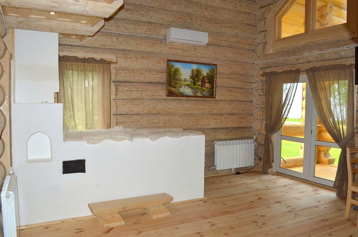 Загородный отель «Лесное озеро» Псковская область Izba (Изба) , фото 5