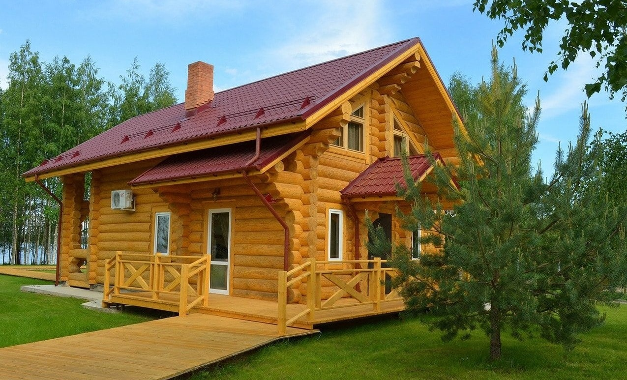 Загородный отель «Лесное озеро» Псковская область, фото 3