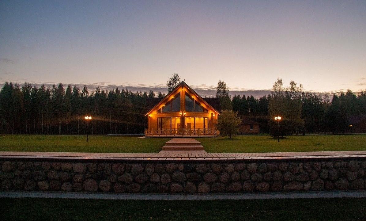 Загородный отель «Лесное озеро» Псковская область, фото 20