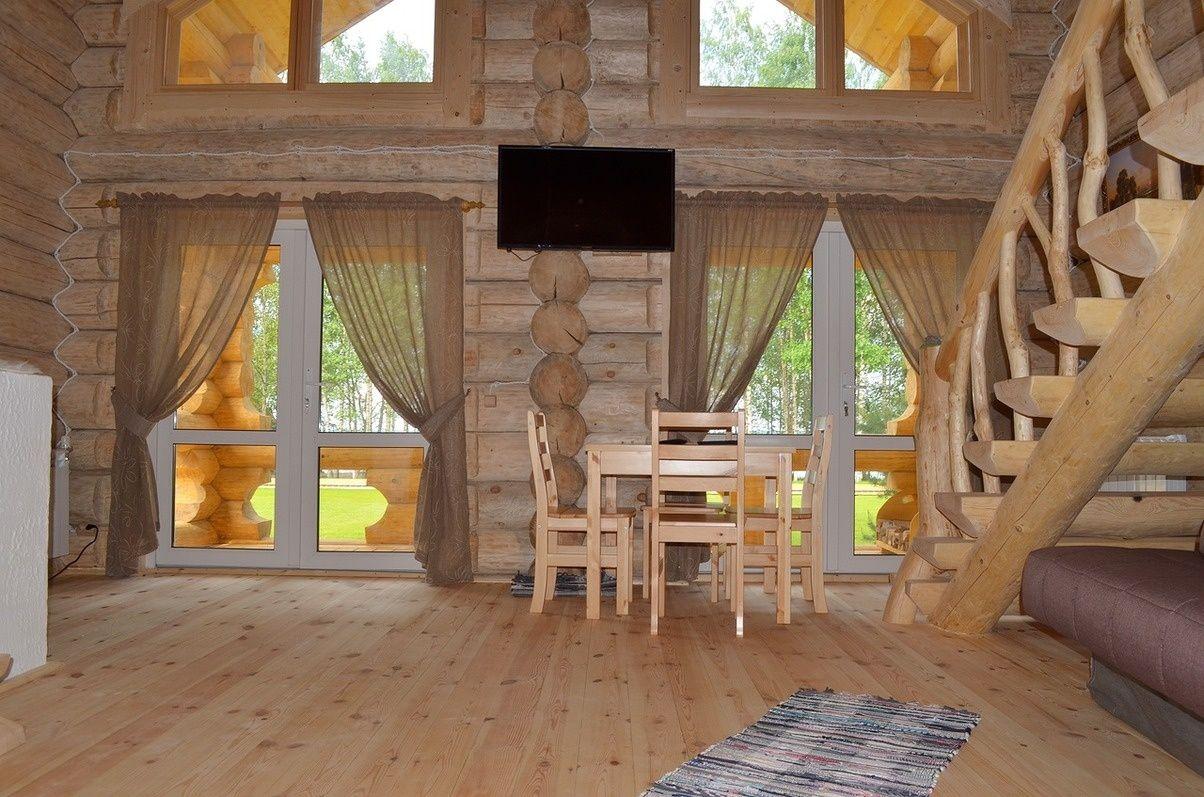 Загородный отель «Лесное озеро» Псковская область Izba (Изба) , фото 9