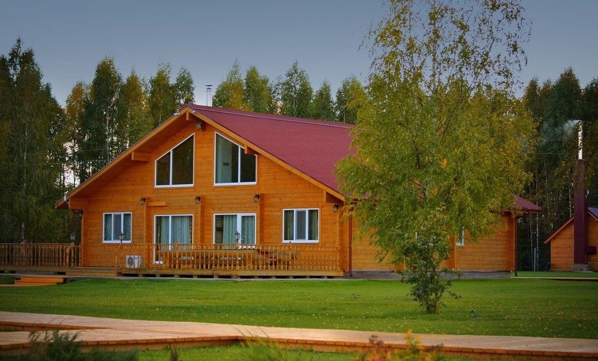 Загородный отель «Лесное озеро» Псковская область, фото 15
