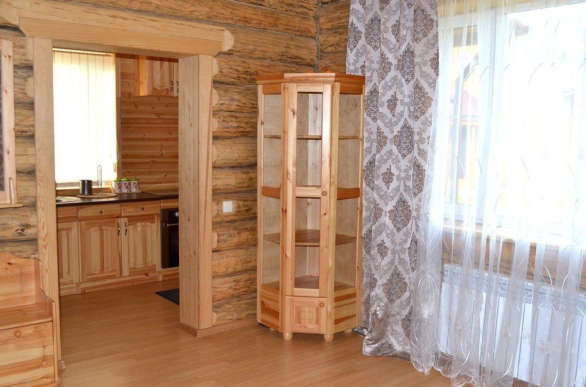 Загородный отель «Лесное озеро» Псковская область Hut (Хата) , фото 8