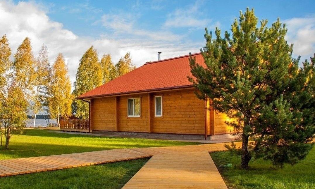 Загородный отель «Лесное озеро» Псковская область, фото 16