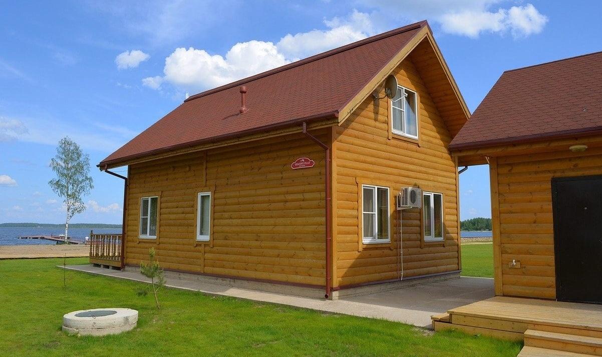 Загородный отель «Лесное озеро» Псковская область, фото 8