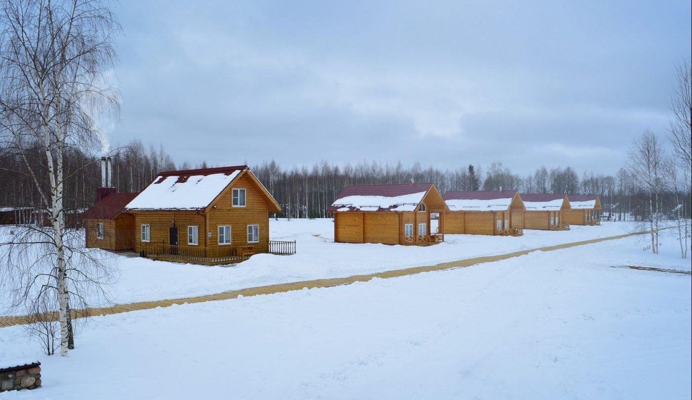 Загородный отель «Лесное озеро» Псковская область, фото 33