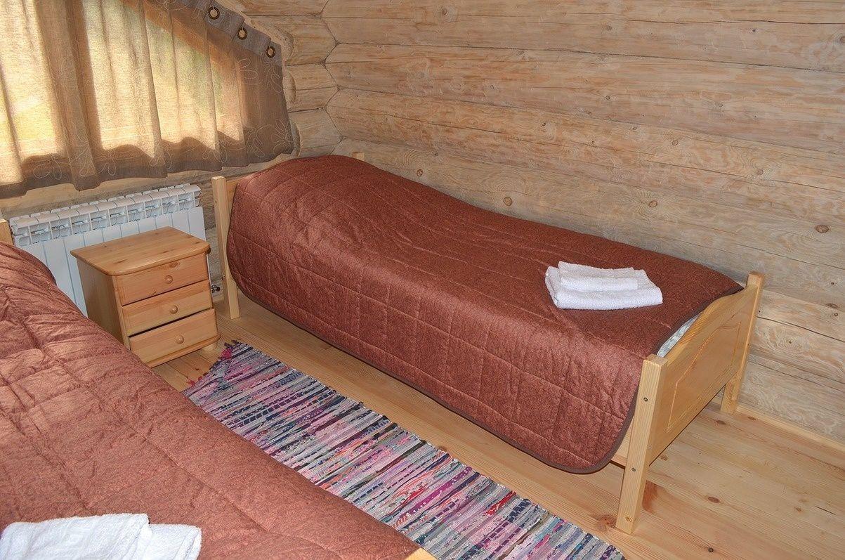 Загородный отель «Лесное озеро» Псковская область Izba (Изба) , фото 2
