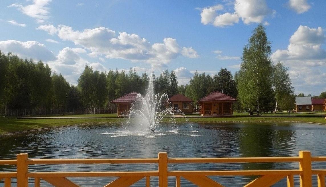 Загородный отель «Лесное озеро» Псковская область, фото 31