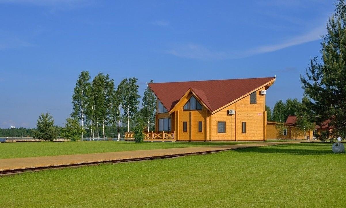Загородный отель «Лесное озеро» Псковская область, фото 17