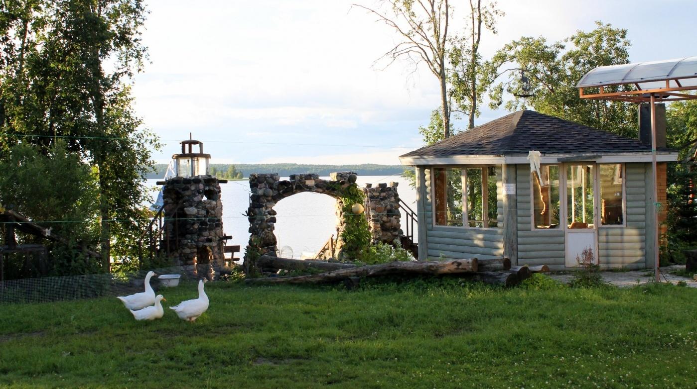 Турбаза «Святозеро-Важинская пристань» Республика Карелия, фото 12