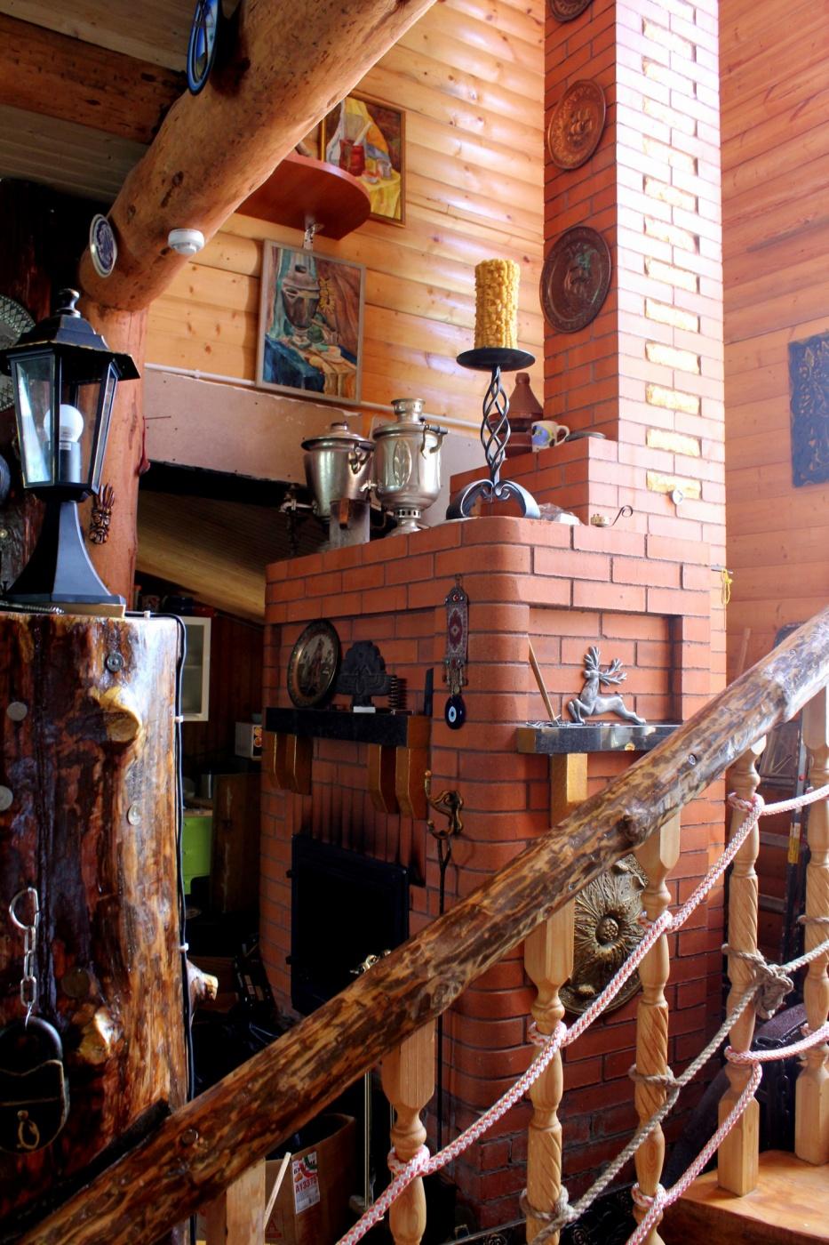 Турбаза «Святозеро-Важинская пристань» Республика Карелия Коттедж «Замок», фото 12