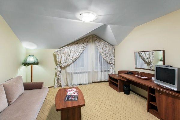Загородный отель «Foresta Festival Park» Московская область Семейный номер, фото 3