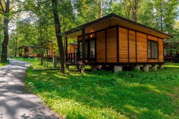 """Загородный отель """"Foresta Festival Park"""" Московская область Дачи , фото 1"""