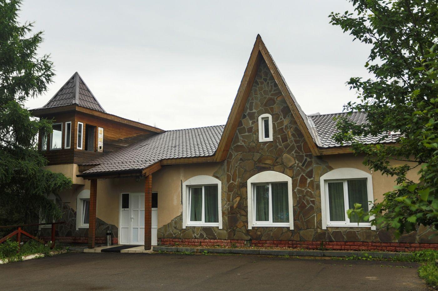 Загородный отель «Foresta Festival Park» Московская область Вилла «Хеннесси», фото 1