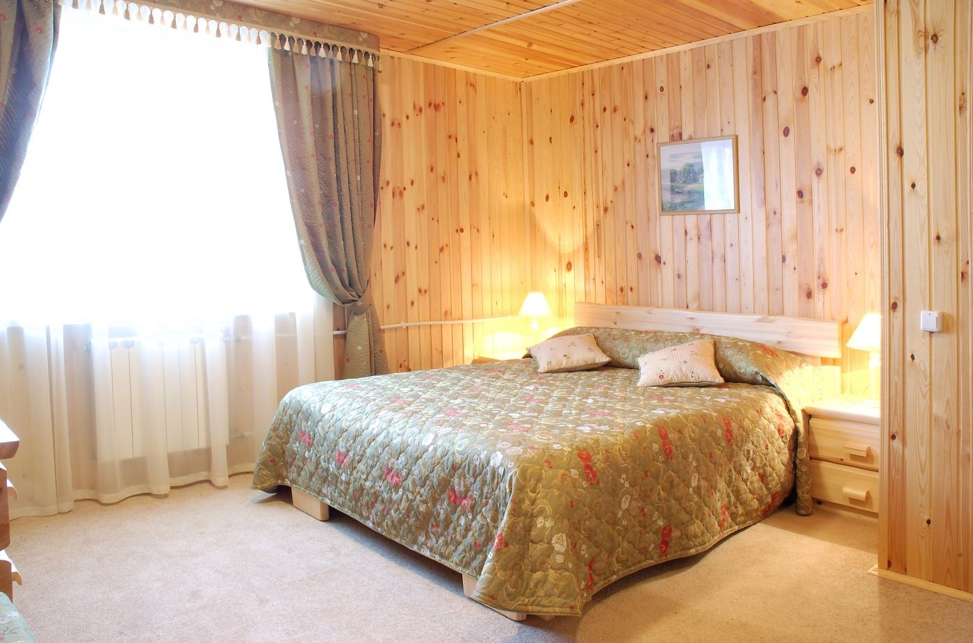 Загородный отель «Foresta Festival Park» Московская область Вилла «Фореста», фото 2