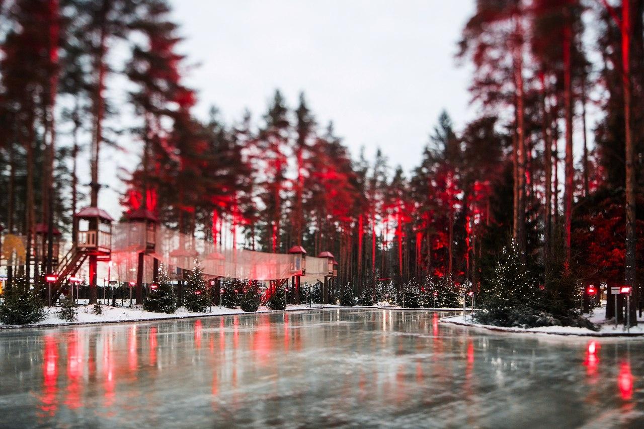 Курорт «Охта Парк» Ленинградская область, фото 23