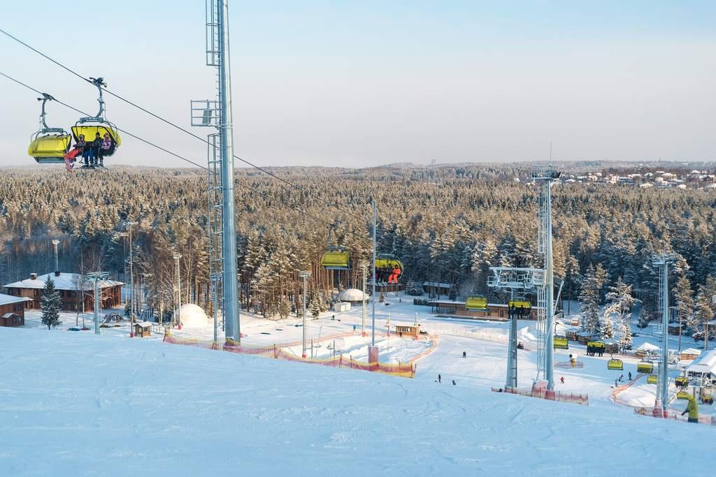 Курорт «Охта Парк» Ленинградская область, фото 20