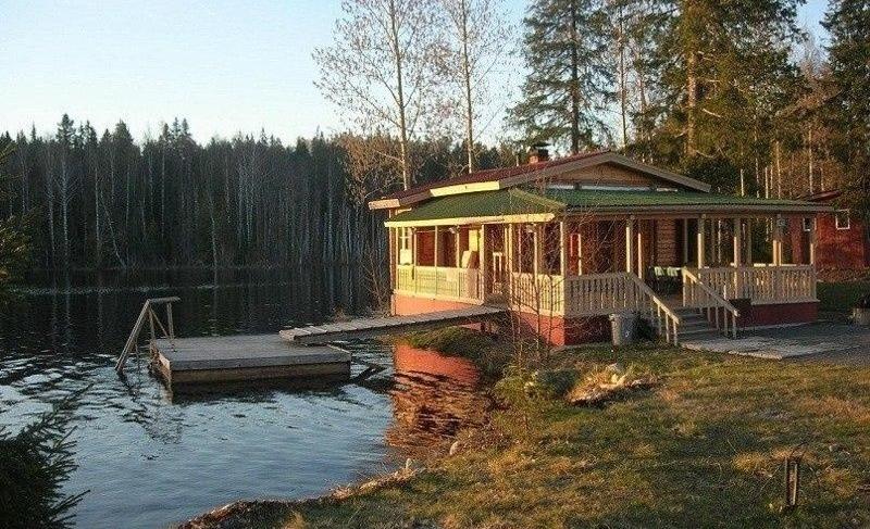 База отдыха «Плотина» Республика Карелия, фото 6