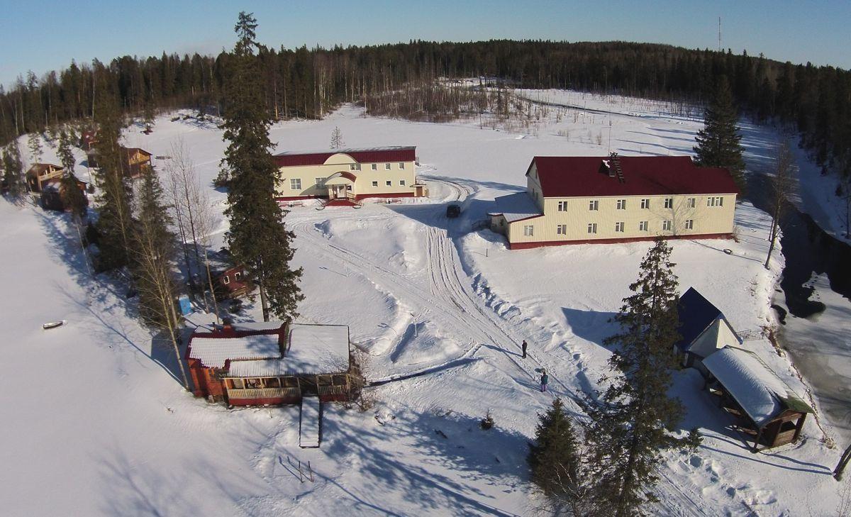 База отдыха «Плотина» Республика Карелия, фото 18