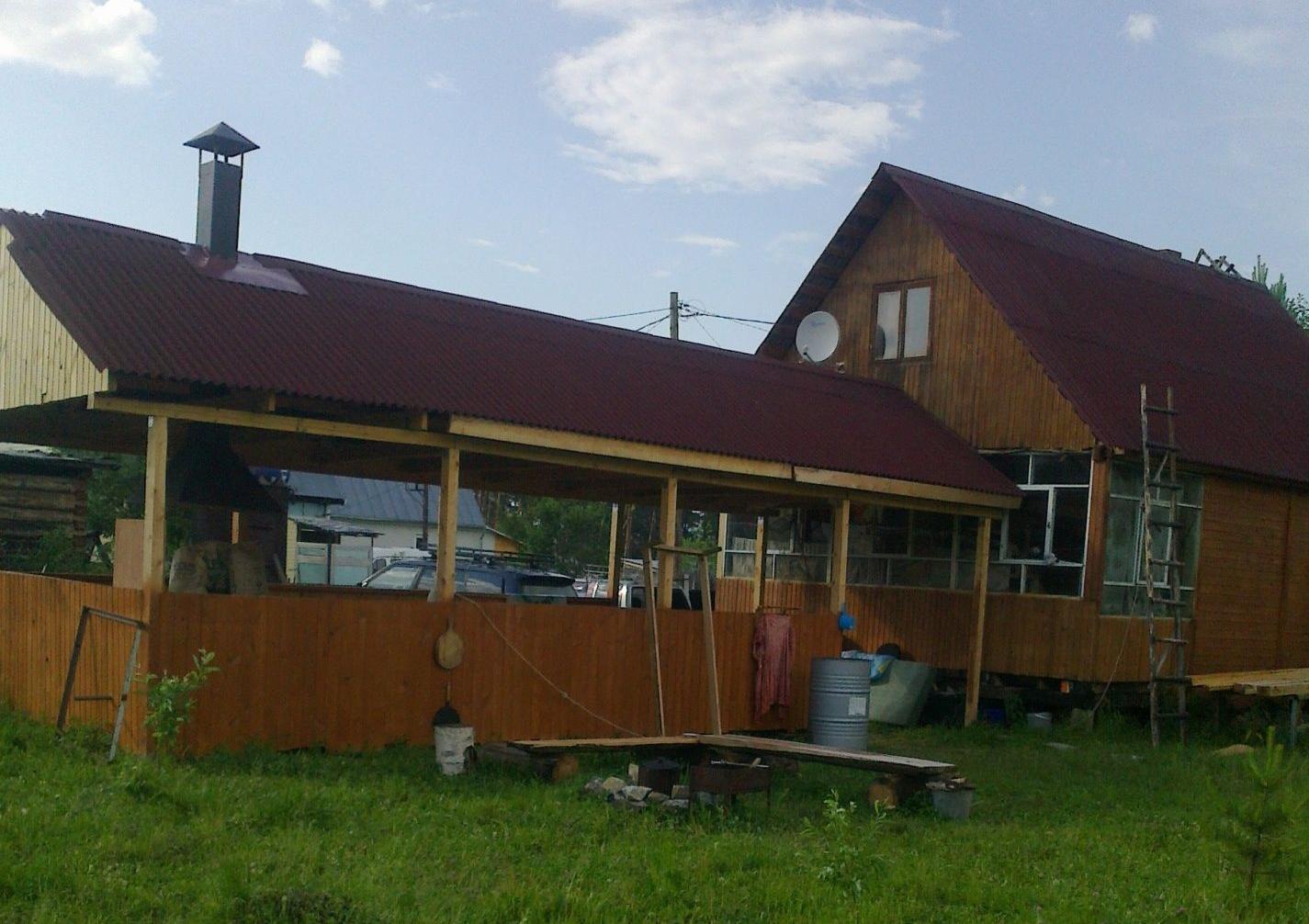 """Дача """"Рыбалка и отдых на Оби"""" Томская область, фото 2"""