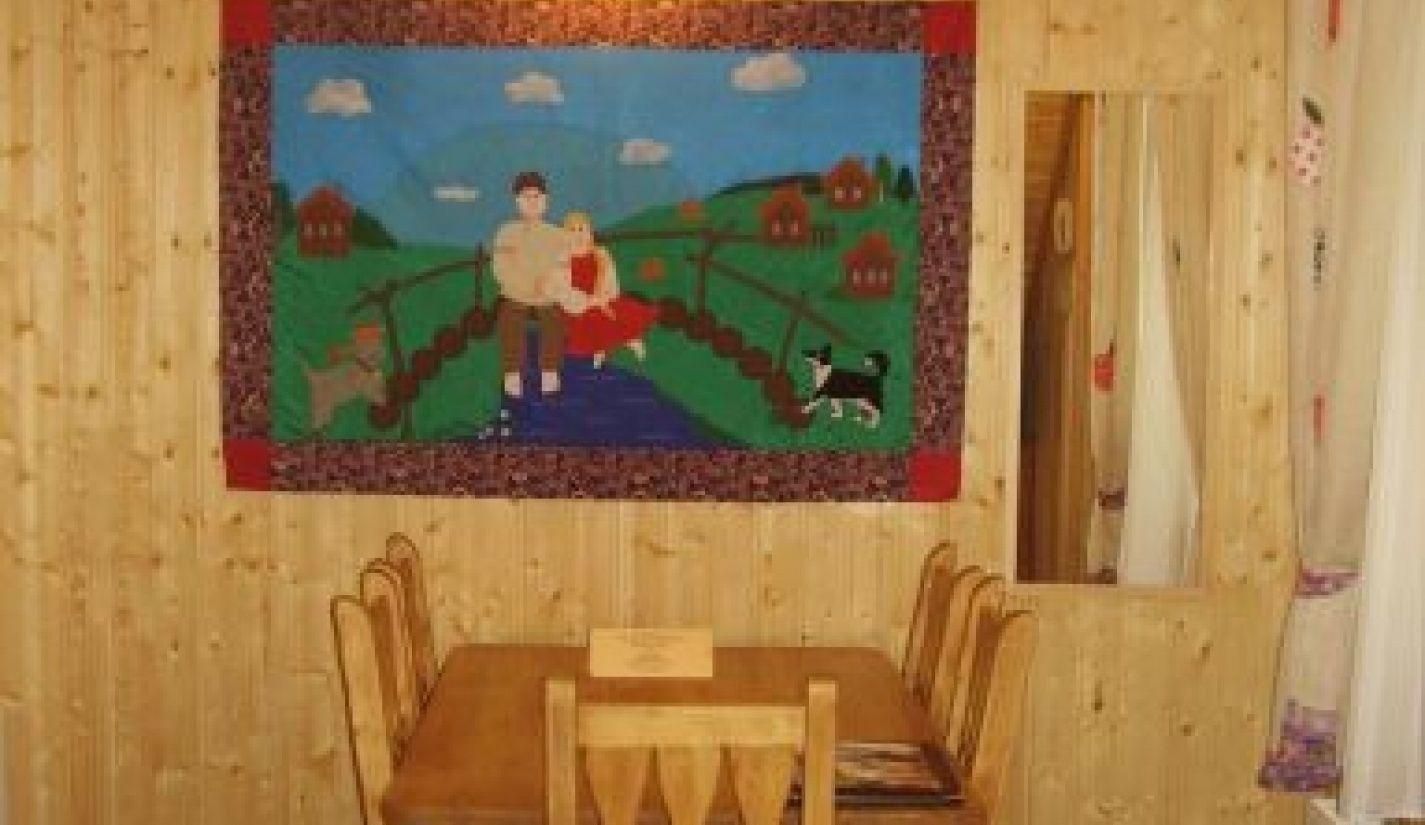 """Комплекс отдыха """"Колкуново"""" Тверская область """"Дом на Опушке-4"""", фото 4"""