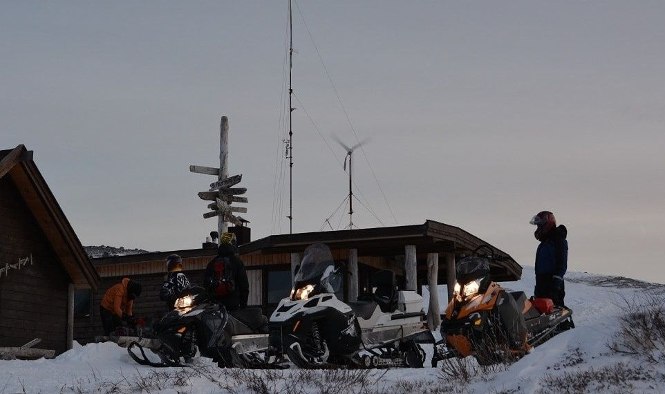 """Рыболовно-охотничья база """"Типановка"""" Мурманская область, фото 18"""